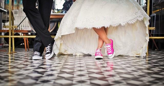 Braucht man in der neuen Zeit überhaupt noch zu heiraten?!