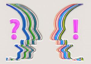 Blog- Artikel: Ein paar Worte zu dem Thema Ausdruck, Worte und Sprache/n.